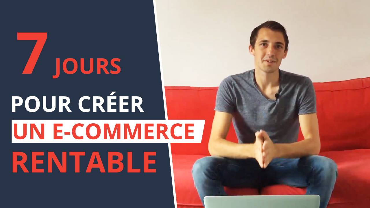 E commerce cr ez une boutique en ligne tr s rentable en for Idee commerce rentable