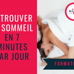 Miniature - Retrouver le sommeil en 7 minutes par jour (1)