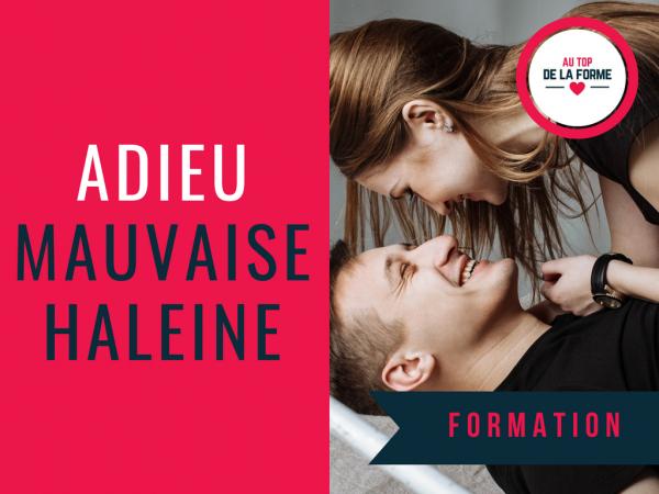 Miniature - Adieu Mauvaise Haleine