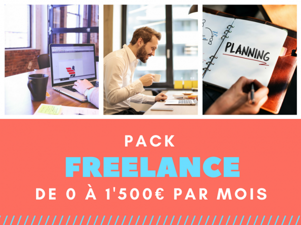 Miniature - Pack Freelance