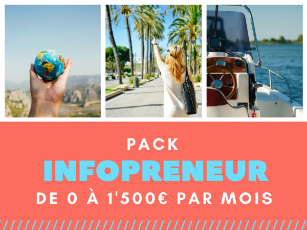 Miniature - Pack Infopreneur